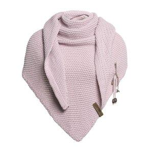 Knit Factory 'Omslagdoek Coco ' ' Roze '