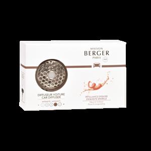 Lampe Berger ' Autoparfum ' Petillance Exquise / Exquisite Sparkle