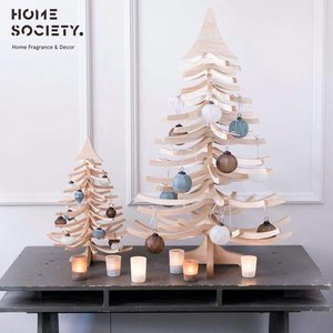 Home Society Vouw kerstboom